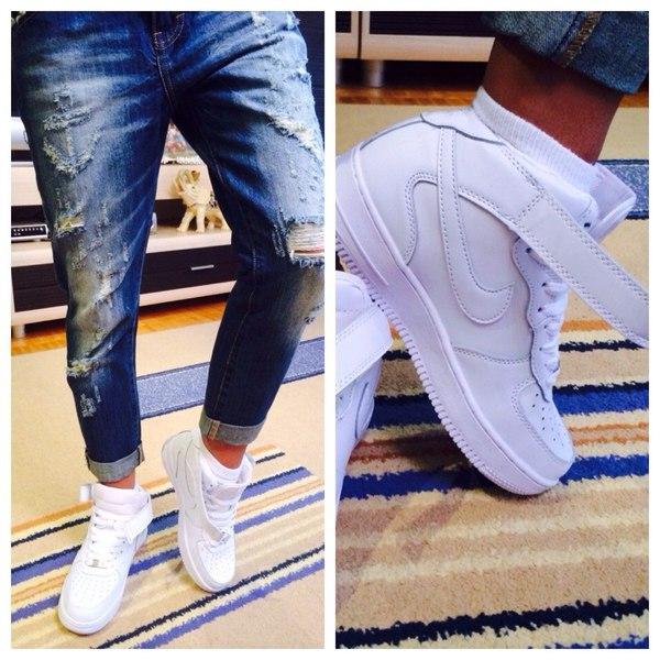 Уличная мода: с чем носить кроссовки рекомендации
