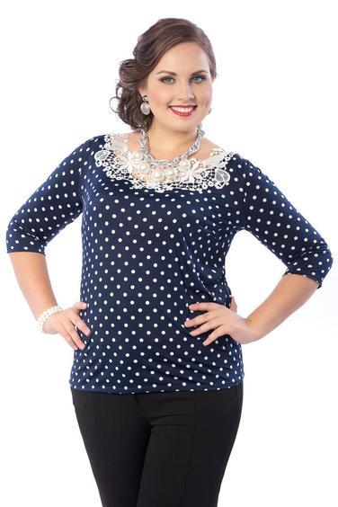 Блузки для полных женщин которые их стройнят: фото, модели, с чем сочетать