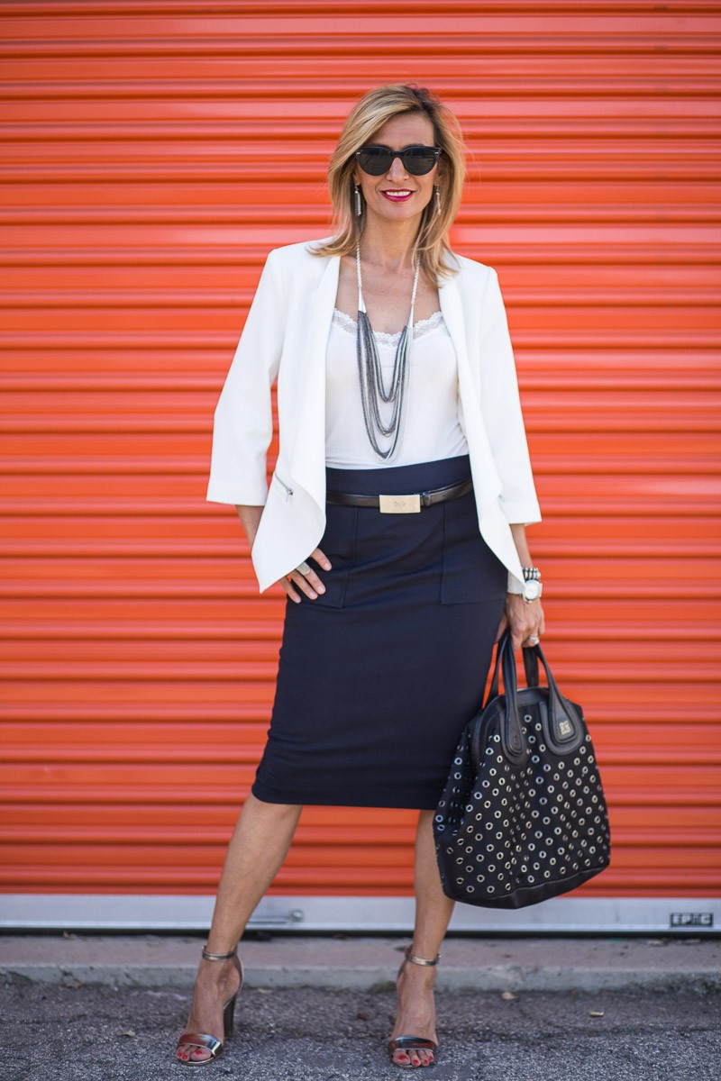 Как одеваться модно женщине в 40 лет
