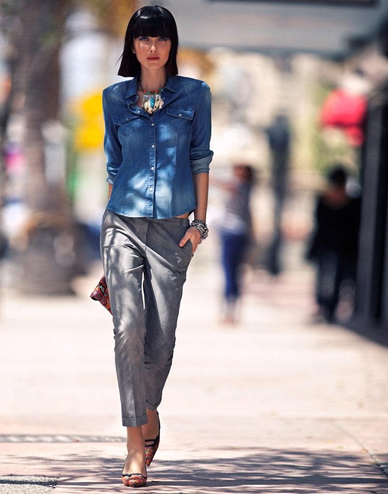 Одежда для городской жизни