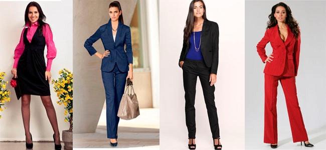 Классический Стиль Одежды Женский