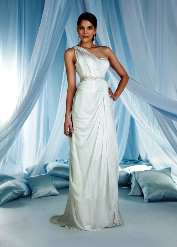 Свадебное Платье Ампир Купить В Москве