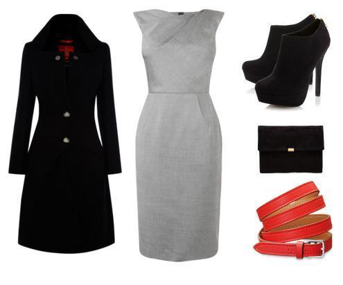 Советы по выбору оттенка колгот и обуви под цвет платья