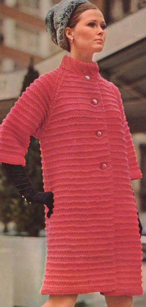 Вязание с крючком palto