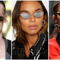 Модные солнцезащитные очки 2018: формы, модели, особенности