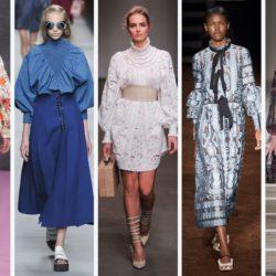 Стили в женской одежде