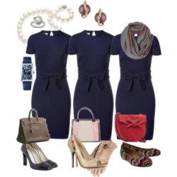 Правильный базовый гардероб женщины