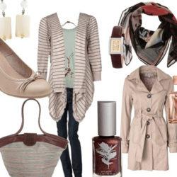 Капсульный гардероб для женщины 30 лет