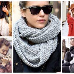 Как подобрать идеальный шарф?