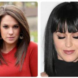 Модные тенденции в стрижках 2020 на средние волосы